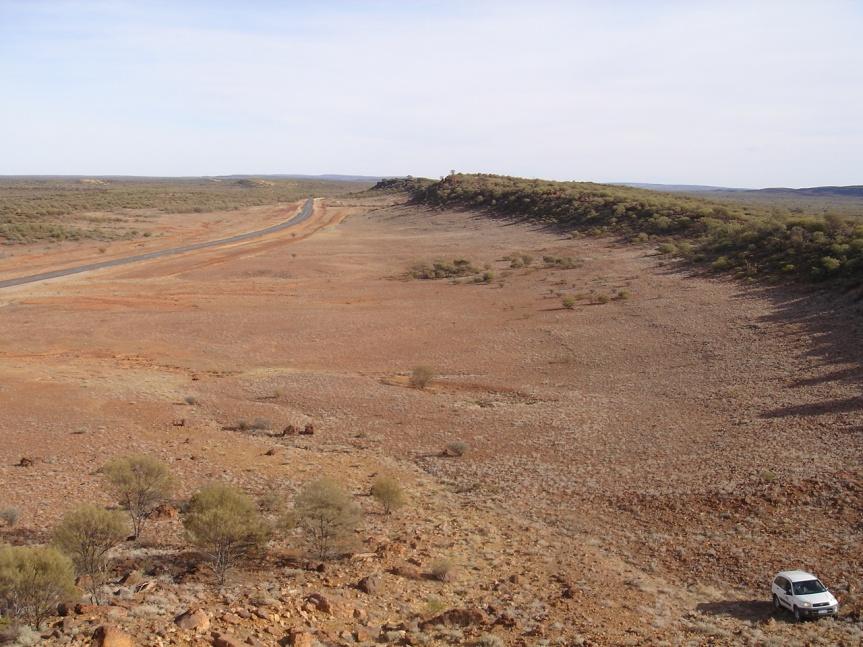 sur la route de uluru (monts olga et ayers rock)