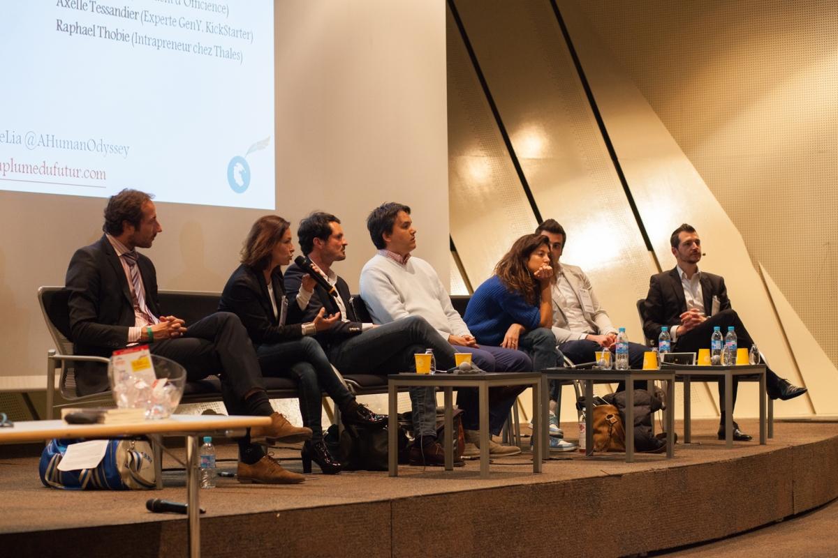 [Conférence Vitaelia] Humaniser l'entreprise de demain