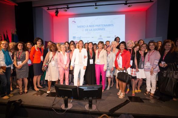 Pionnières Day le 16 juin 2015 à l'ESCP Europe à Paris