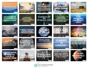 Galerie Poetico Climatique - Calendrier de l'Après - Vincent Avanzi COP21 FRR