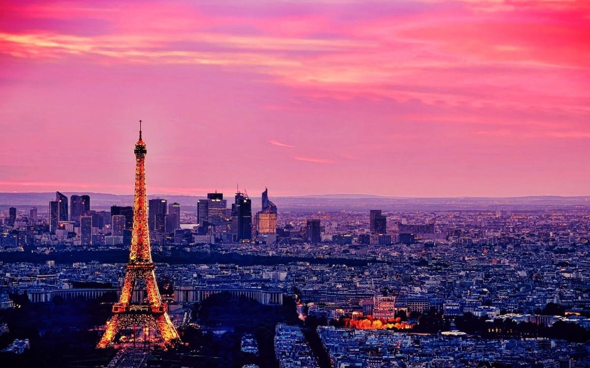[Mélodies de Paris] Ville Lumière Arc-en-ciel