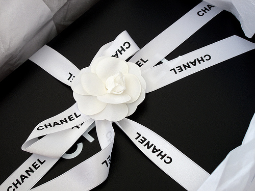 chanel gift