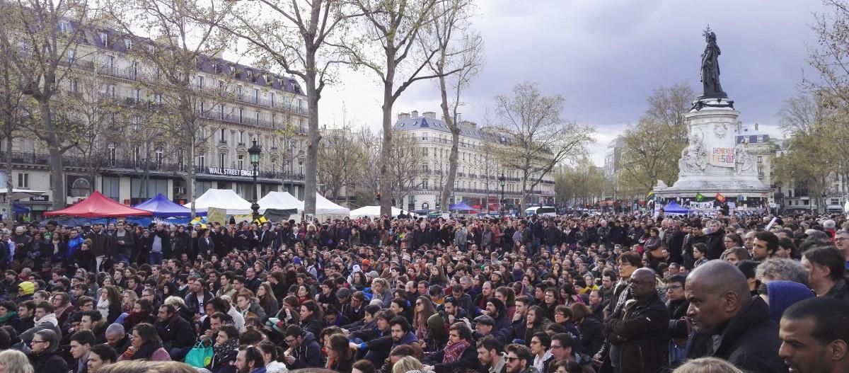 Poème #NuitDebout : Peuple, (é)levons-nous !