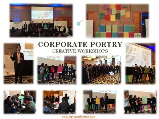 Patchwork Corporate Poetry