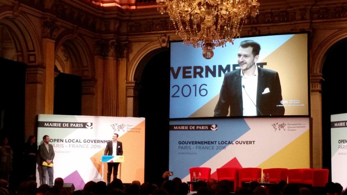 #OGP16 Poetic Speech : Harmony 2020 - A World Wide Win Win