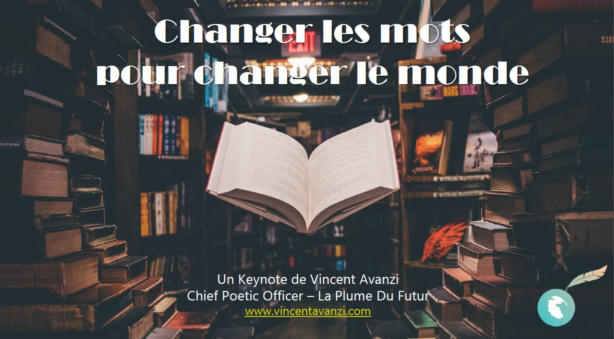 Keynote cover changer mots