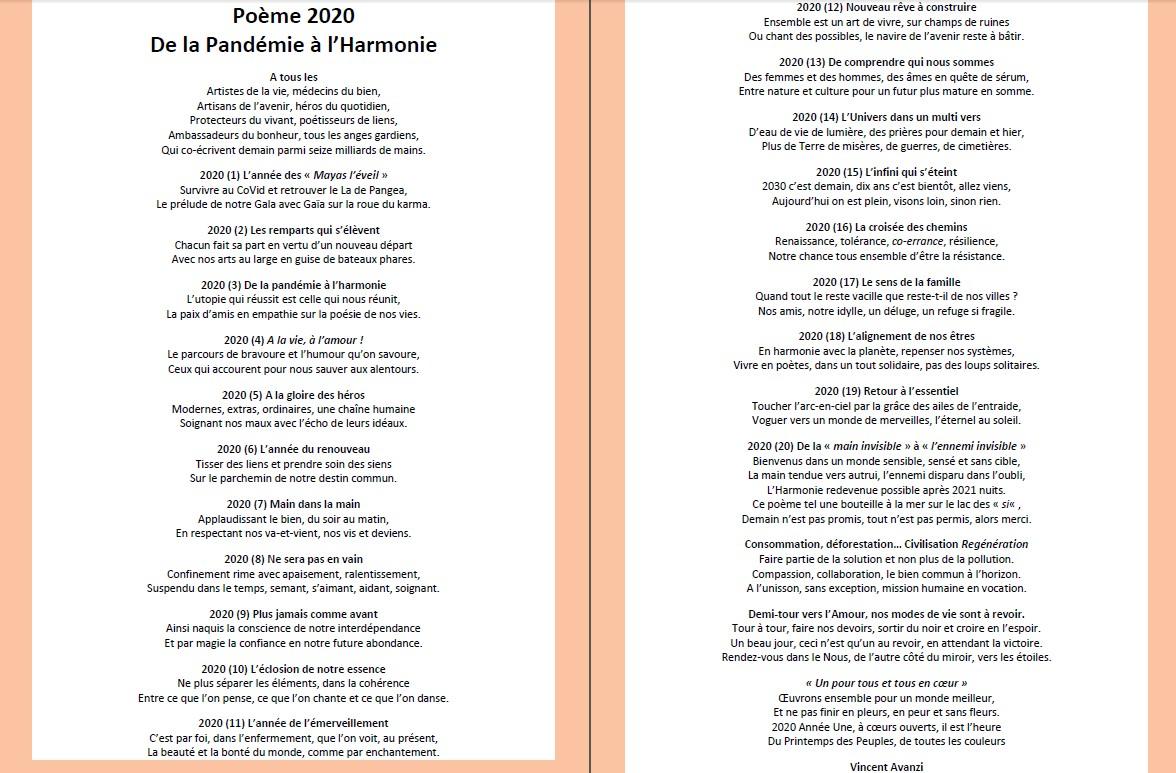 Pandémie lyrics 4